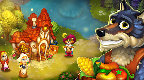 Wonder valley: Fairy tale farm adventure screenshot 4