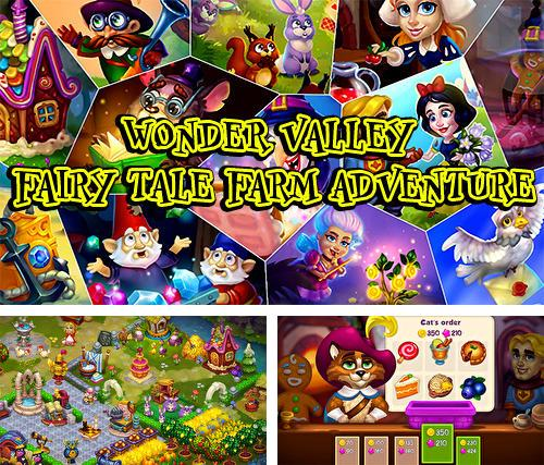 Wonder valley: Fairy tale farm adventure