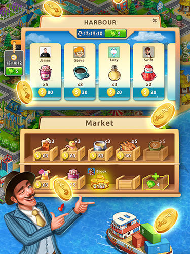 Farm fantasy: Happy magic day in wizard Harry town картинка из игры 3