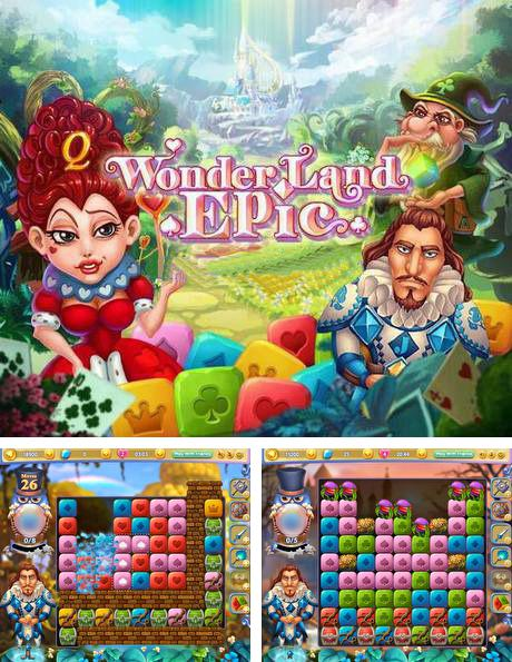 In addition to the game Pick a Piggy for Android phones and tablets, you can also download Wonderland epic for free.