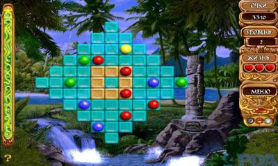 Wonderlines match-3 puzzle screenshot 3