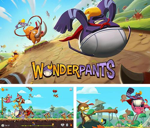 Wonderpants: Rocky rumble