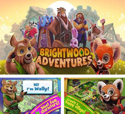 In addition to the game Mouse Town for Android phones and tablets, you can also download Woodland Adventures for free.
