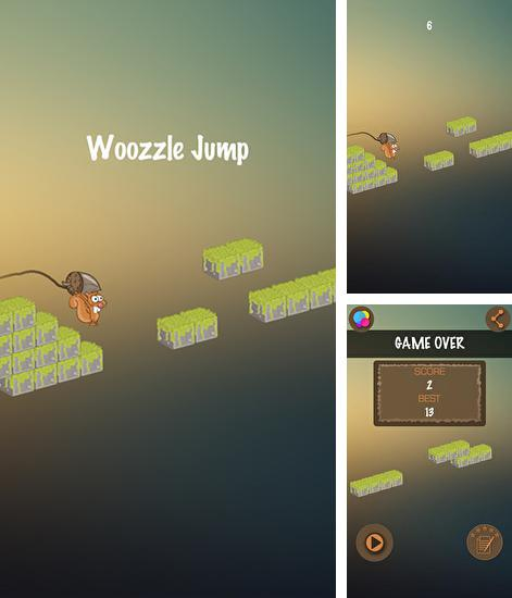 In addition to the game dab-Titan for Android phones and tablets, you can also download Woozzle jump for free.