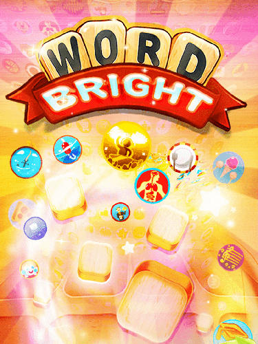 Word bright: Word puzzle game for your brain poster