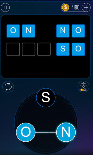 Capturas de pantalla de Word connect: Word cookies para tabletas y teléfonos Android.