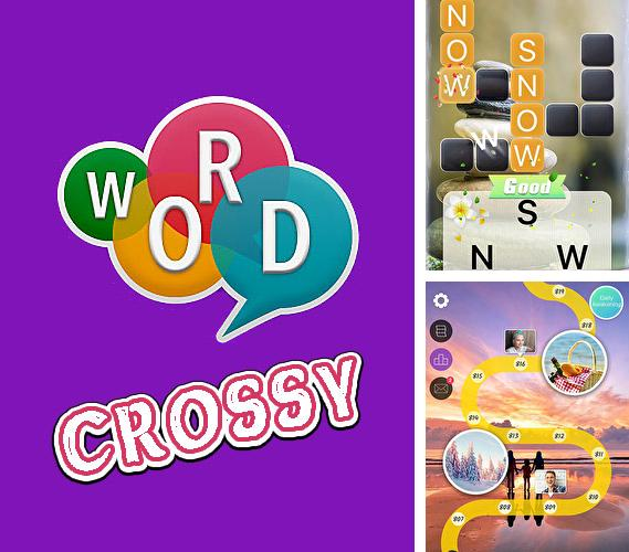 Word crossy: A crossword game