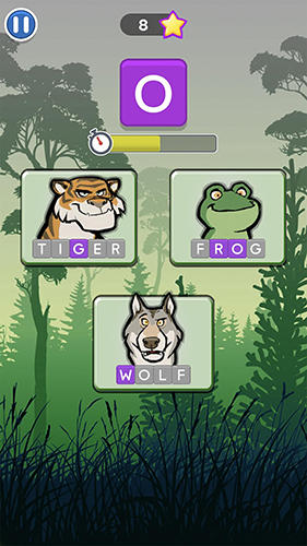 Word toons screenshot 1