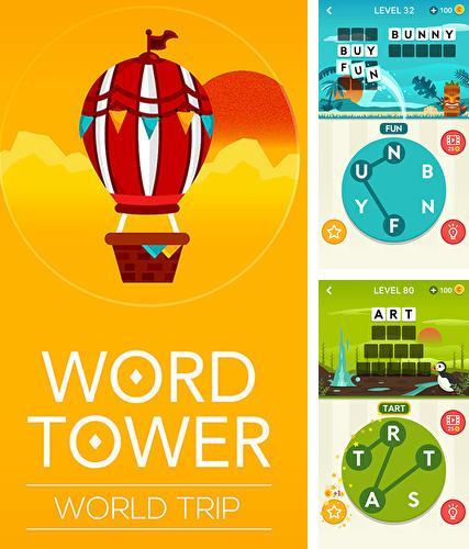 Word tower: World trip