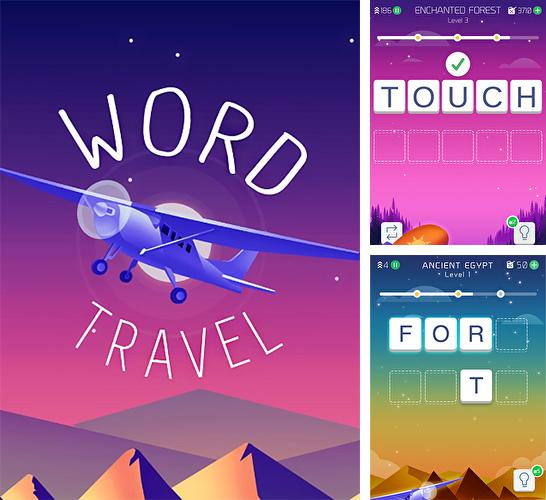 Word travel: The guessing words adventure