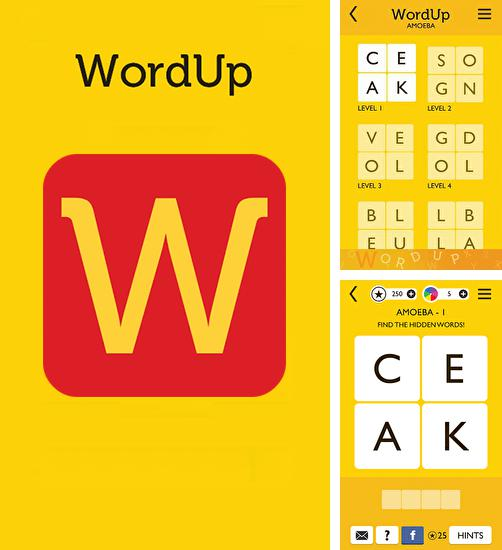 Word up: Word game