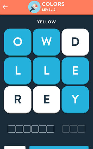 Wordbrain 2 screenshot 2