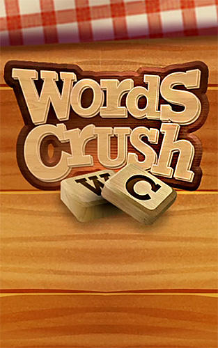 Words crush: Hidden words! poster