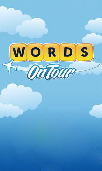 Words on tour poster