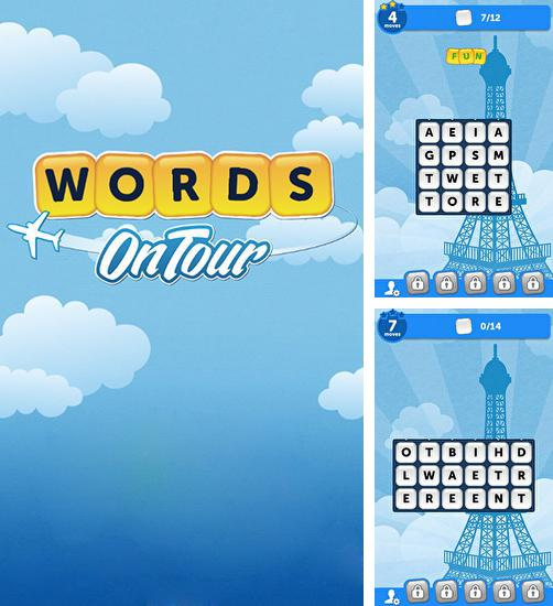 In addition to the game Bike Striker for Android phones and tablets, you can also download Words on tour for free.