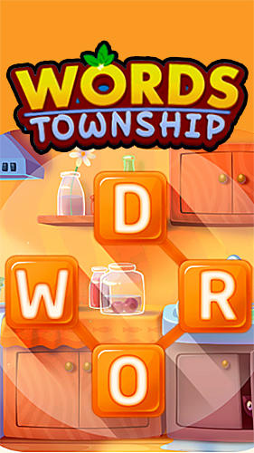 Words township poster