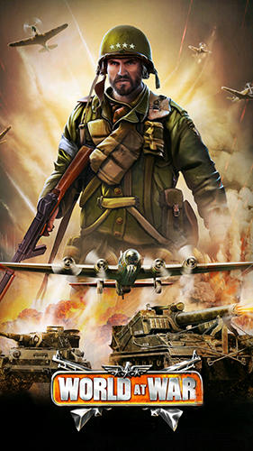 World at war: WW2 Days of fire poster