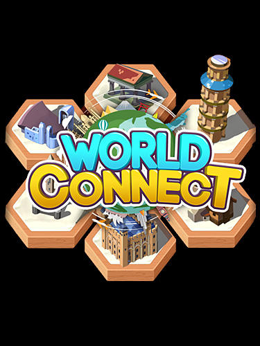 World connect : Match 4 merging puzzle