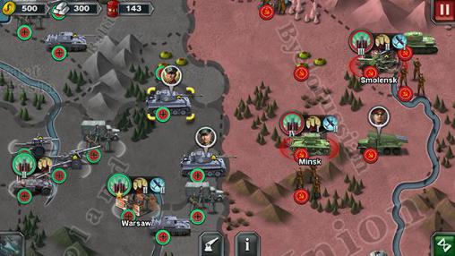 World conqueror 3 screenshot 1