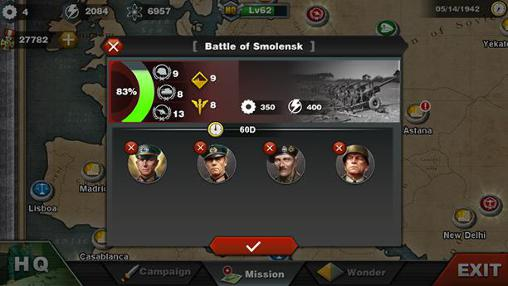 World conqueror 3 screenshot 2