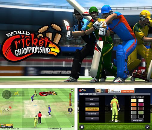 In addition to the game World cricket championship 2 for Android, you can download other free Android games for Meizu 16 th.