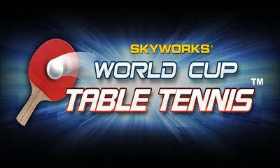 World Cup Table Tennis обложка