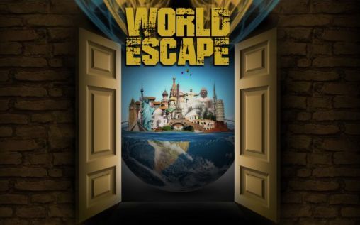 World escape poster