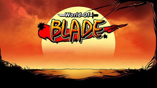 World of blade poster