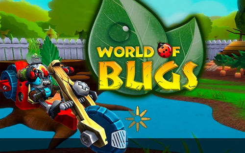 World of bugs poster