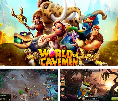 World of cavemen