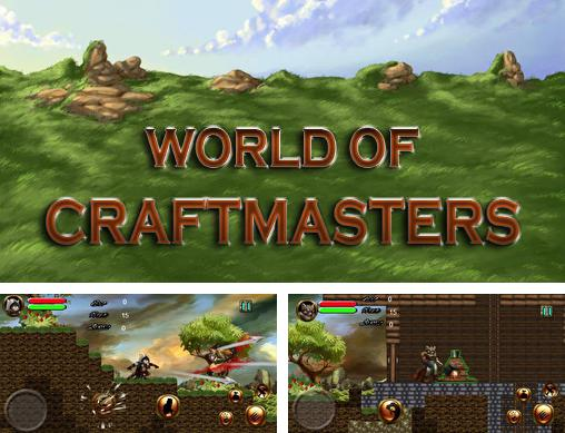 World of craftmasters