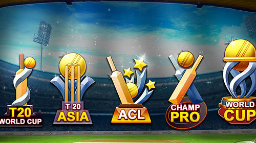 Kostenloses Android-Game Welt des Krickets: Weltmeisterschaft 2019. Vollversion der Android-apk-App Hirschjäger: Die World of cricket: World cup 2019 für Tablets und Telefone.