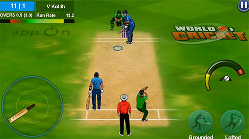 World of cricket: World cup 2019 for Android - Download APK free