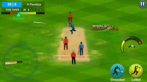 Screenshots von World of cricket: World cup 2019 für Android-Tablet, Smartphone.
