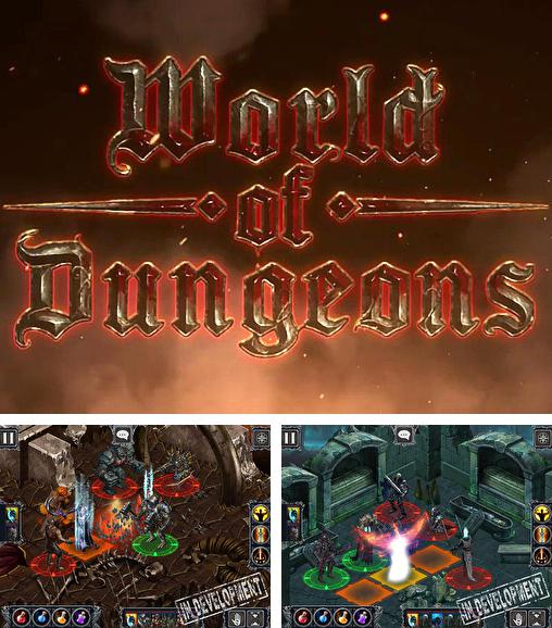 In addition to the game King's Bounty Legions for Android phones and tablets, you can also download World of dungeons for free.