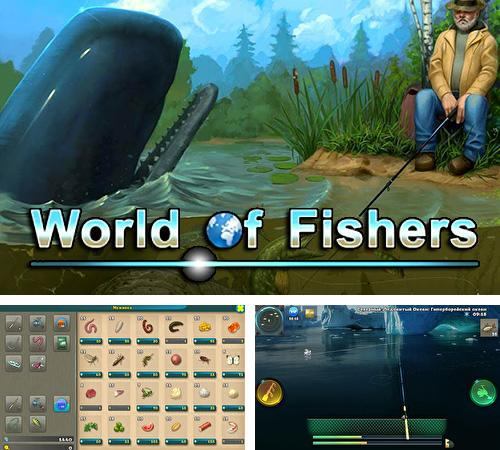 World of fishers: Fishing game