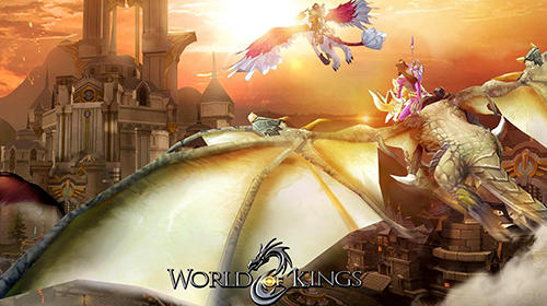 World of kings poster