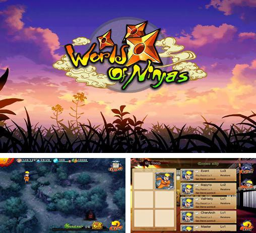 World of ninjas: Will of fire for Android - Download APK free