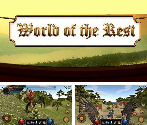 World of rest: Online RPG