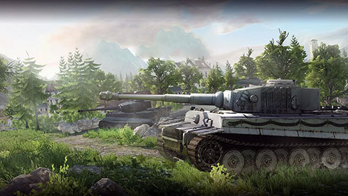World of steel: Tank force скриншот 2