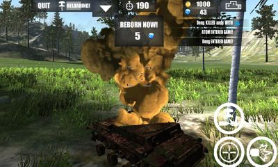 World Of Tank War screenshot 3