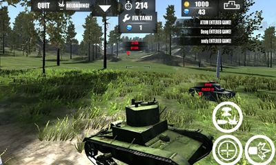 World Of Tank War screenshot 4