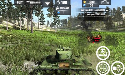 World Of Tank War screenshot 5