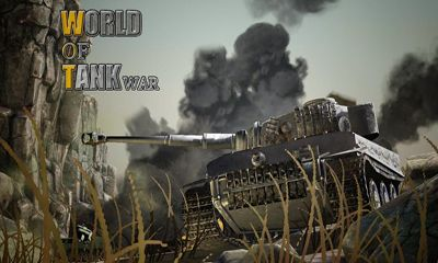 World Of Tank War poster