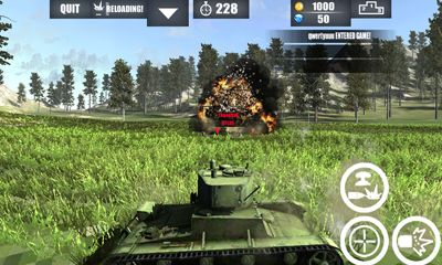 World Of Tank War screenshot 2