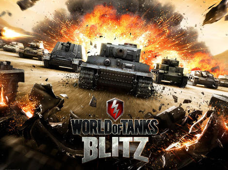 World of tanks: Blitz обложка