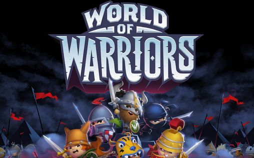 World of warriors poster