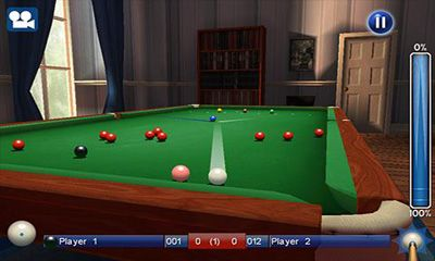 Jogue World Snooker Championship para Android. Jogo World Snooker Championship para download gratuito.