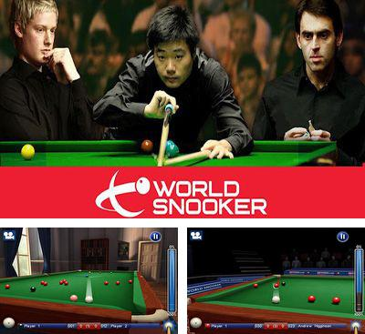 In addition to the game 3D Pool game - 3ILLIARDS for Android phones and tablets, you can also download World Snooker Championship for free.
