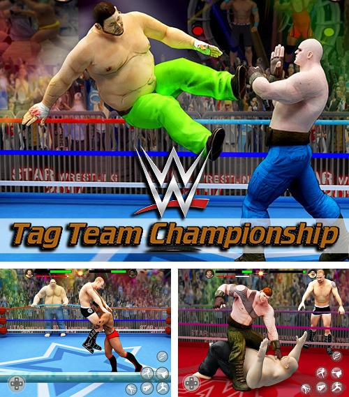World tag team wrestling revolution championship